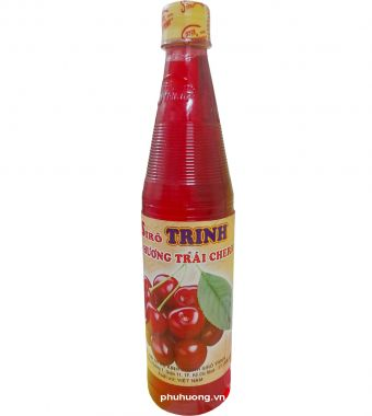 NL764 Siro Trinh cherry 600ml