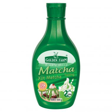 NL530 Xốt Golden farm matcha 630g