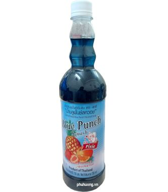 NL712 Siro Pixe Blue Punch 730ml