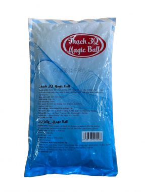 NL287 Thach 3q ngọc trai Magic ball 2kg