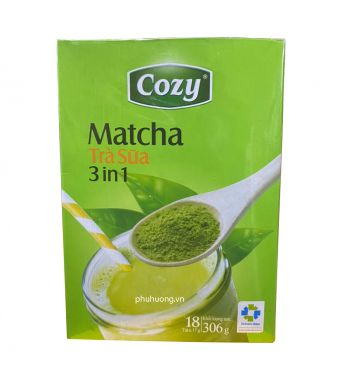 NL897 Trà cozy matcha 3 in 1