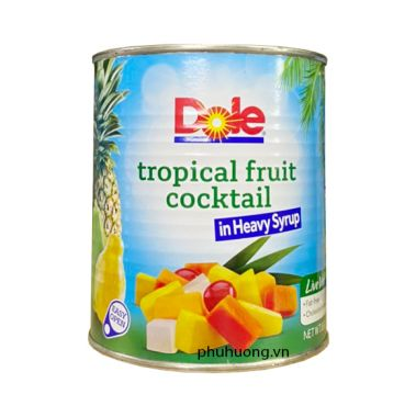 Cocktail Dole 836g