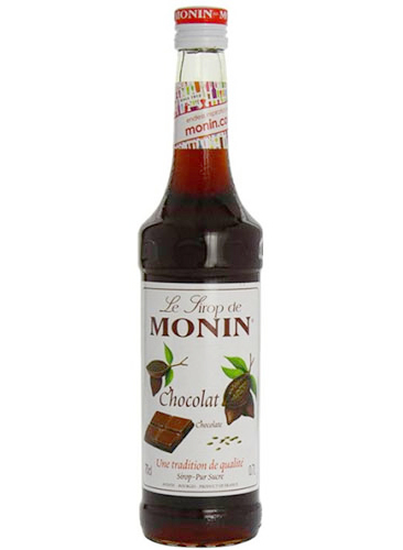 NL246 Syrup monin chocolate 700ml