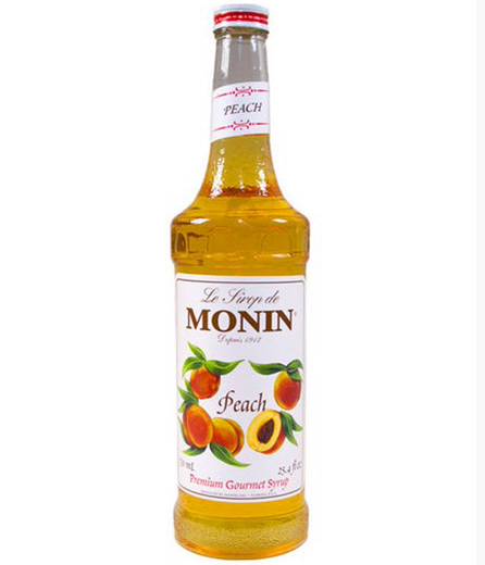 NL256 Syrup monin đào 700ml